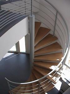 escalier hélicoïdaux 1  Bout du lac-lugaz