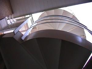 escalier hélicoïdaux 10  Les muses-lugaz
