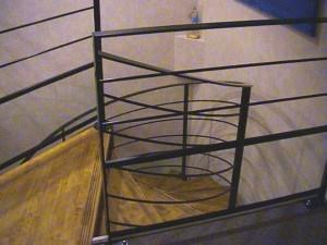 escalier hélicoïdaux 6  Aix les Bains-lugaz