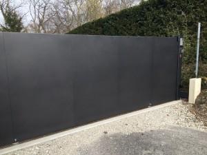 portail acier 17 Archamps - lugaz annecy
